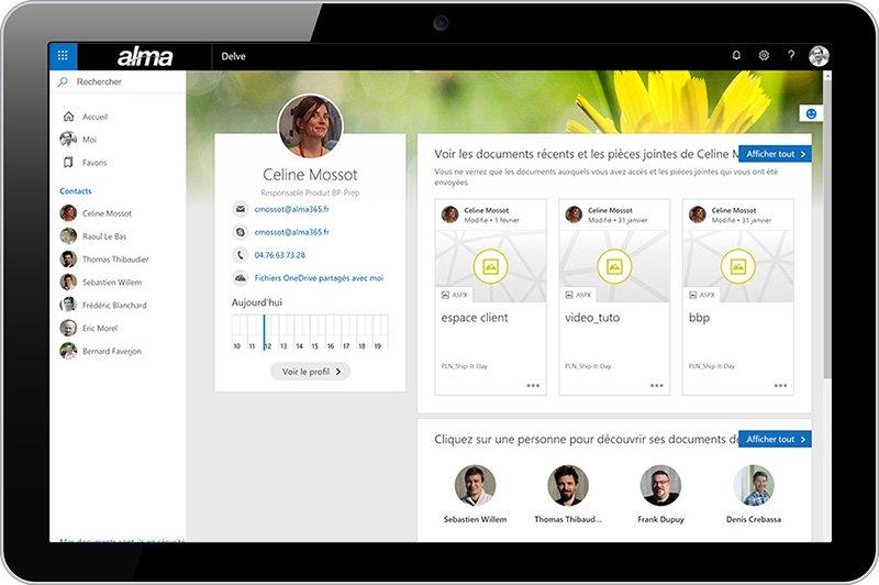 Microsoft-365-tablette